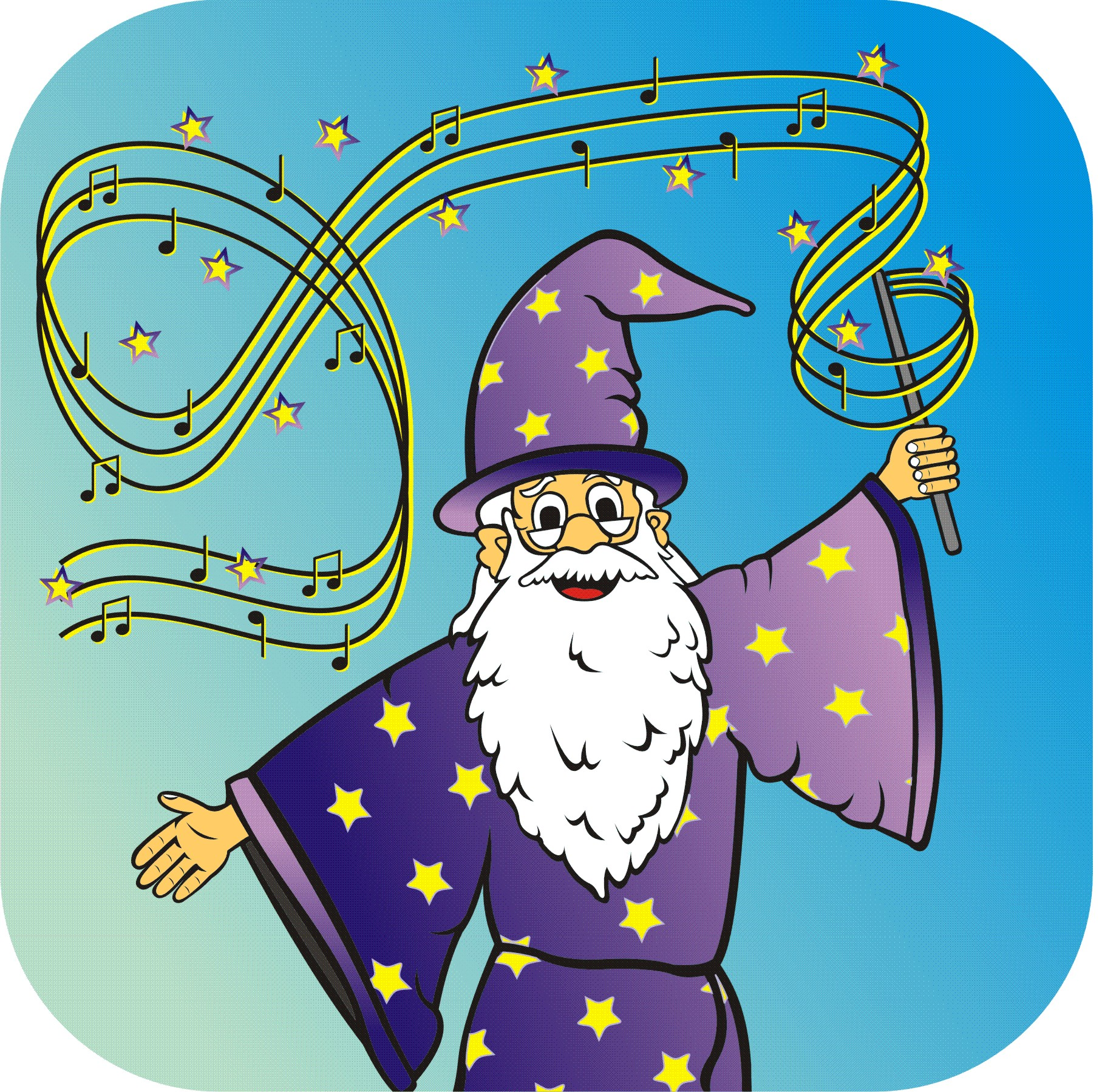 Sounds With The Speech Wizard Icon