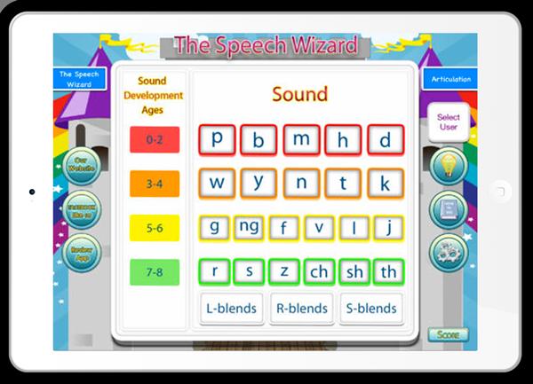 The Speech Wizard Apps